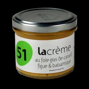 Las cremas de foie gras