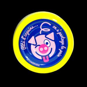 Paté d'cochonne ( Paté de cerda o Cerdactitud')